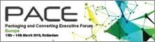 PACE Packaging and Converting Executive Europe Forum 2019